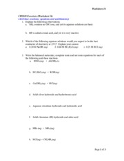 worksheet_16 (Acid base reactions- equations & Stoichiometry)