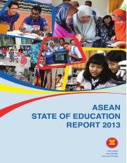 ASEAN State of Education Report 2013.pdf