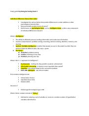 exam 3 study guide Psy testing.docx