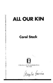 carol-stack-all-our-kin