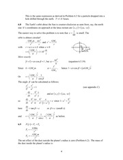 Analytical Mech Homework Solutions 66