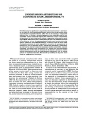 1. UNDERSTANDING ATTRIBUTIONS OF CORPORATE SOCIAL IRRESPONSIBILITY..pdf