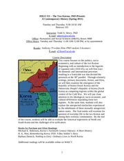 The Two Koreas - A Contemporary History%2c 1945-Present FINAL2
