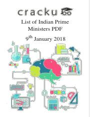 list of prime ministers of India PDF.pdf