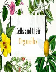 Cells, Cells, and their Organelles.pdf