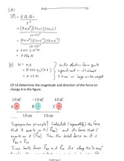 PHYS 1P92 Fall 2014 Assignment 1 Solutions