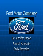 Ford_Motor_Company.ppt