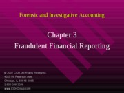 3Ed_CCH_Forensic_Investigative_Accounting_Ch03