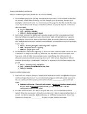 Answer Key For Operant And Classical Conditioning Worksheet 1