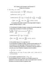 Stat_hw10 Solutions