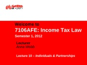 7106AFE - Lecture10