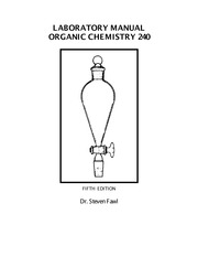 Chem 240 Lab Manual with Problems - 2013