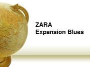 key issues of zara