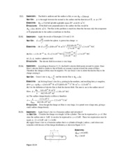 Physics 7D: Chapter 22 homework solutions (McWilliams)