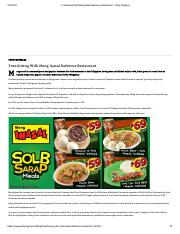 Franchising With Mang Inasal Barbecue Restaurant – Pinoy Negosyo.pdf