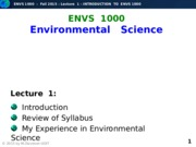 F2015-Lecture 1-Syllabus-posted