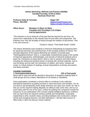 Schrader 2014 Fall History Workshop Syllabus (4) with new hyperlinks (1)