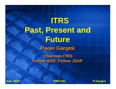 lecture2_ITRS - Past, Present and Future