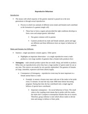 PSY252 - CHAPTER 8 NOTES