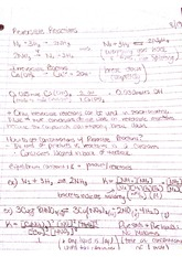 Chemistry 2_ Reversible Reaction Notes