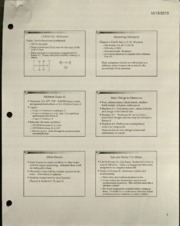 Chemical Formula Notes