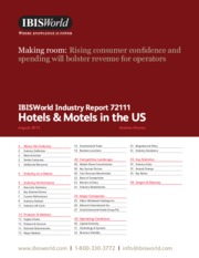 Hotels & Motels in the US Industry Report