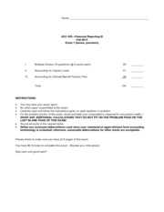 ACC 455 Exam 1 Fall 2013 (student)