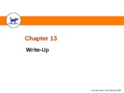 Chapter 13 Lecture