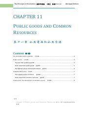 Chapter 11 Public goods and Common Resources.pdf