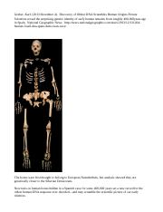 Ch 12 Article Denisovan DNA in Atapuerca