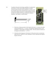 Homework 1- Mechanical systems modeling(with answers)