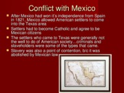 ConflictwithMexico