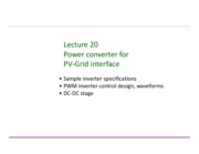 Lecture 20 PV power converter.pdf
