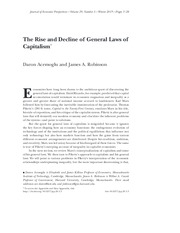 The Rise and Decline of General Laws of Capitalism.pdf