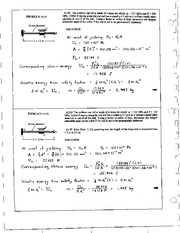 1347_Mechanics Homework Mechanics of Materials Solution