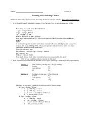 Nutrition Label Worksheet Answer Key Ku Cte Besto Blog