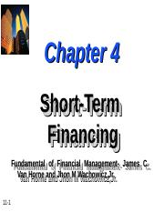 Chapter-4 Short term financing.ppt