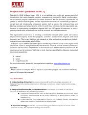 PR_Unit 2_ Expansion Project Brief_Wibena Impact(2) (1).docx