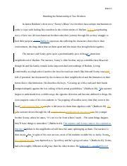 essay about sonnys blues james baldwin full text