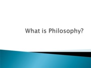 What_is_Philosophy_