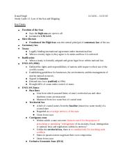 Study Guide 11