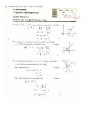 17-18 S4A Maths Section Test 2.1a(Ss Good Works).doc
