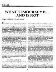 What Democracy Is and Is Not.pdf