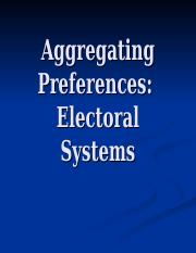 day 5 - electoral systems.ppt