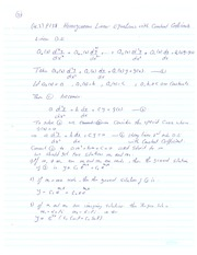 Section 4.3 notes