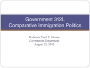 01 Comparative Immigration Politics 1