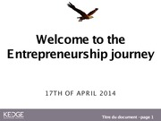 ENTREPRENEUR SESSION 9