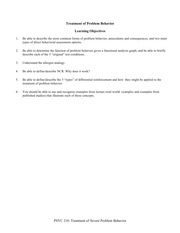 15-Treatment of Problem Behavior guided notes