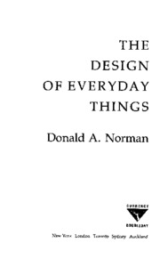 Design of Everyday Things_1