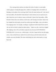 First paragraph unit 4